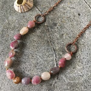 Colourful Tourmaline Necklace