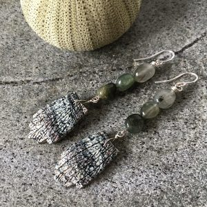 Zebra Jasper Earrings